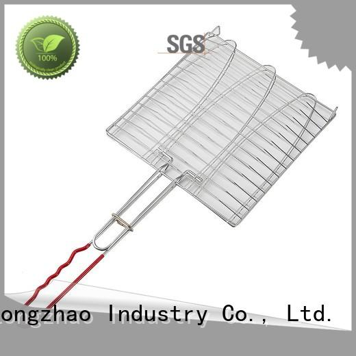 Longzhao BBQ portable grill basket bbq order now for charcoal grill
