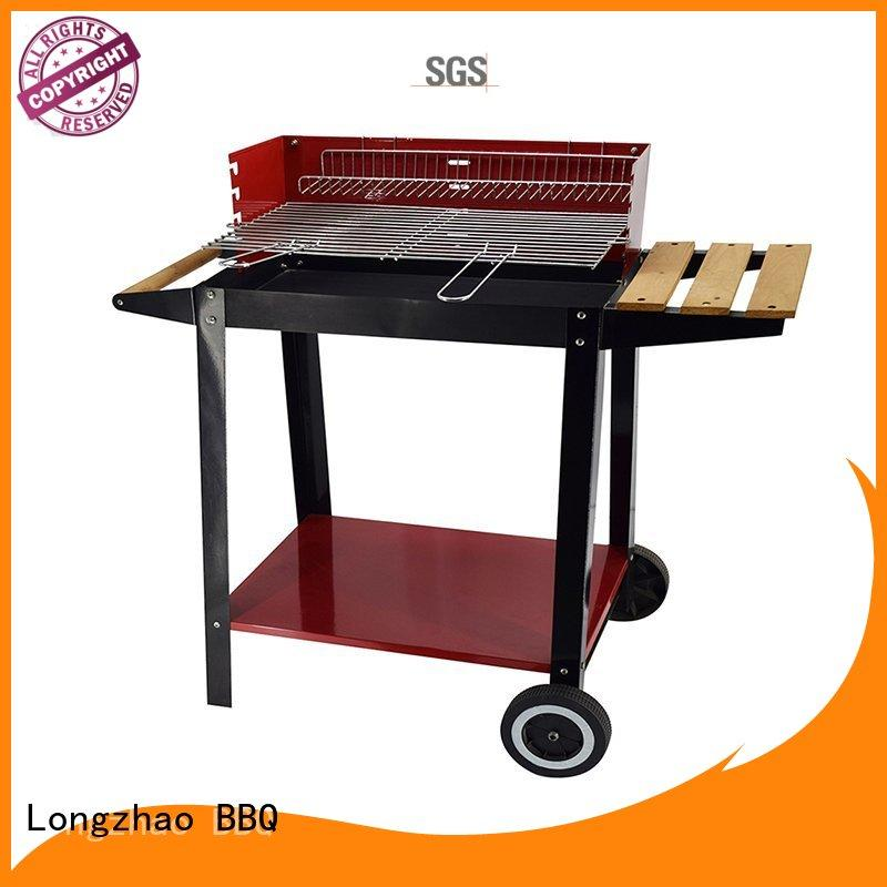 stainless charcoal bbq pits high quality for outdoor bbq