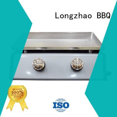 Hot best gas bbq black Longzhao BBQ Brand
