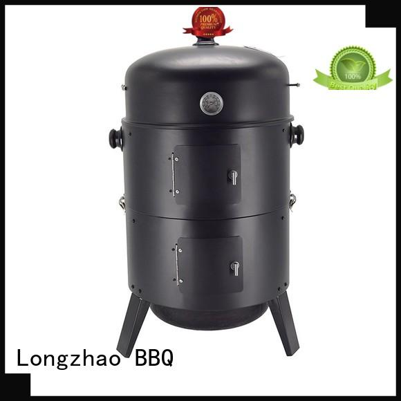 Wholesale simple fire best charcoal grill Longzhao BBQ Brand