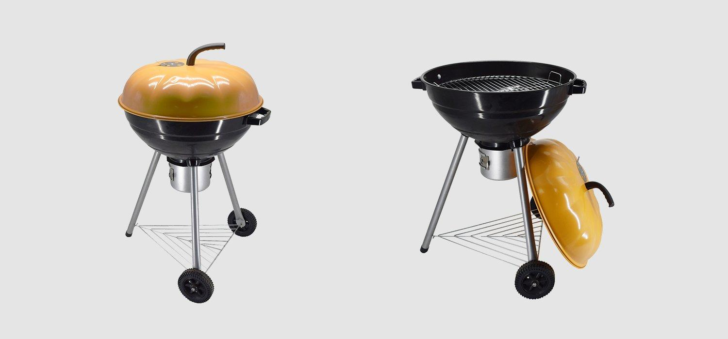 colorful professional charcoal grill high quality for barbecue-1