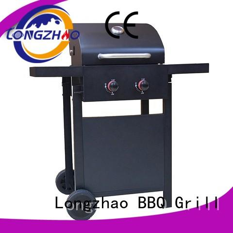 propane portable folding barbecue grill for cooking Longzhao BBQ