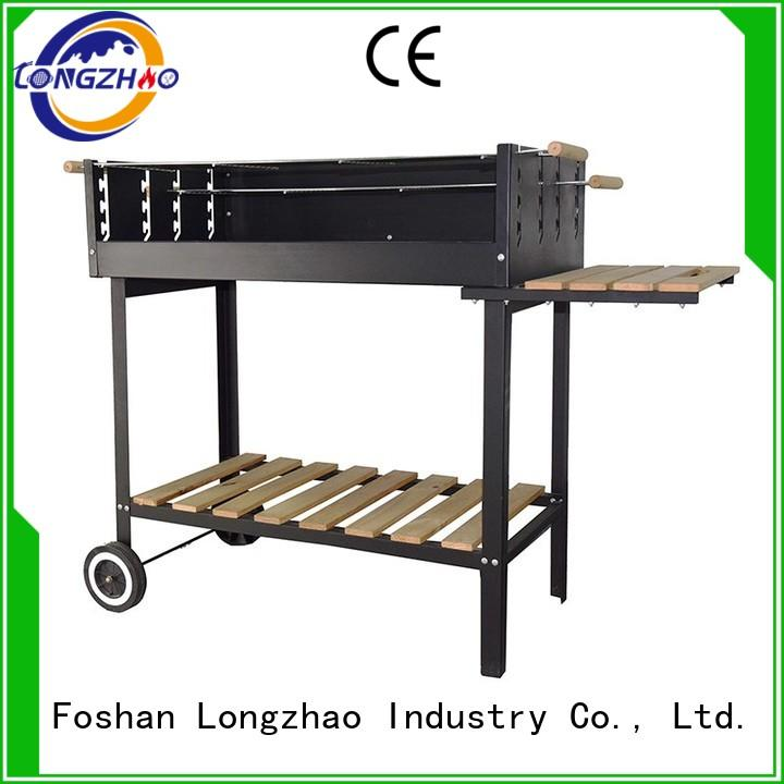 Hot best charcoal grill pumpkim Longzhao BBQ Brand