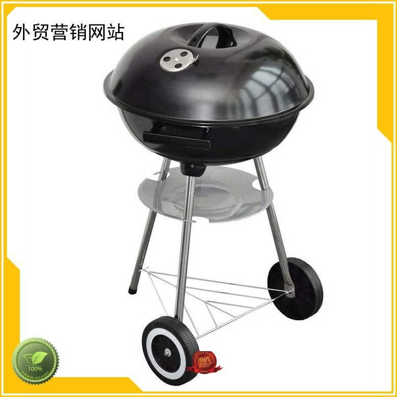 factory direct large hot sale best charcoal grill Longzhao BBQ Brand