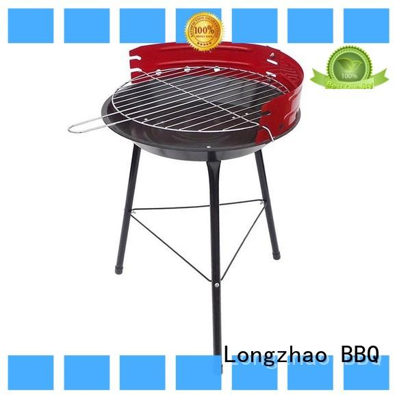 Longzhao BBQ rectangular garden barbecue grill ball for outdoor bbq