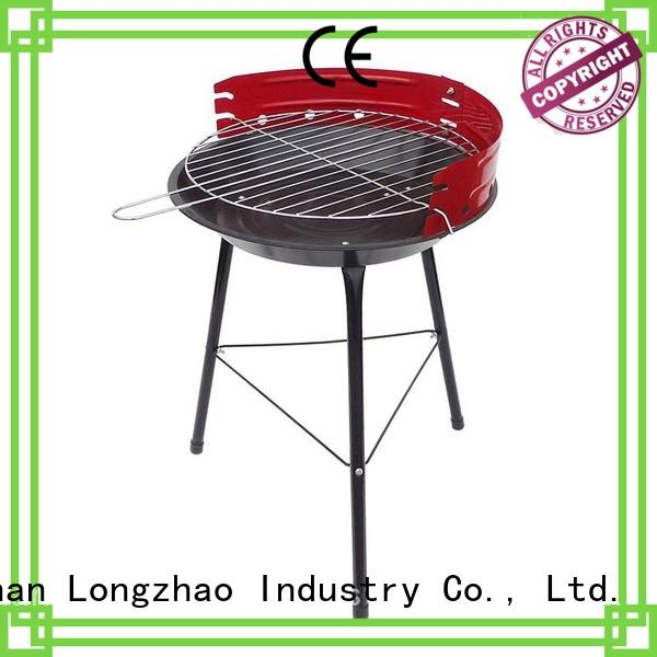 Longzhao BBQ charcoal broil grill high quality for camping