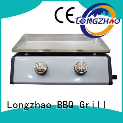 liquid gas grill table top for garden grilling Longzhao BBQ
