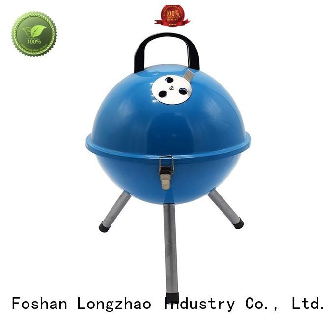 Longzhao BBQ outdoor charcoal grill bulk supply for barbecue