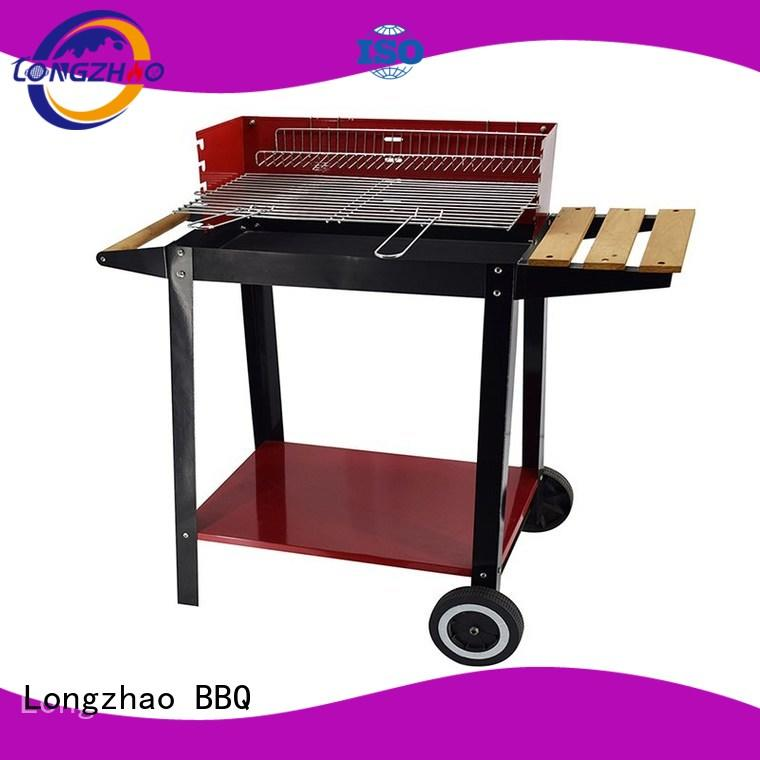 Wholesale pillar disposable bbq grill near me Longzhao BBQ Brand