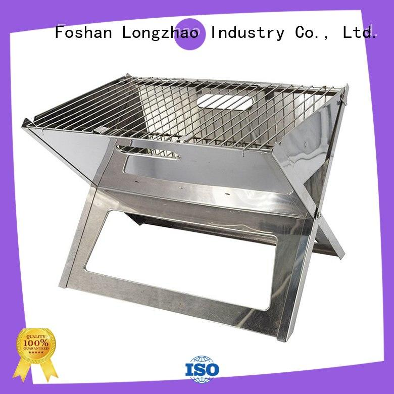 heavy duty best charcoal grill trolley for outdoor bbq