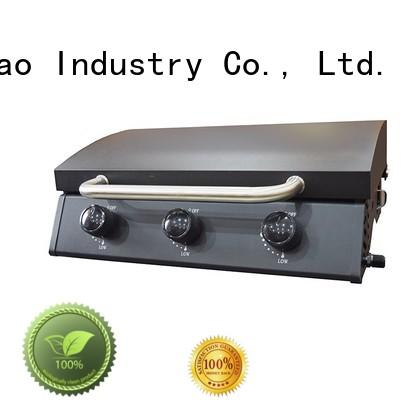 top barbecue factory direct best gas bbq Longzhao BBQ