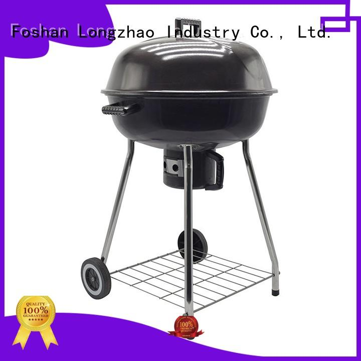 burning best bbq grill pit for outdoor cooking Longzhao BBQ