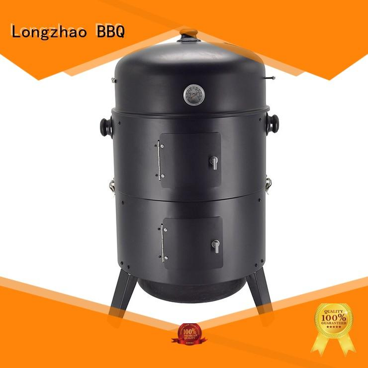 Longzhao BBQ Brand bbq barbecue stand disposable bbq grill near me barrel