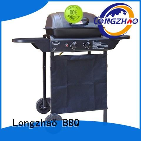 Longzhao BBQ Brand table classic burners liquid gas grill manufacture