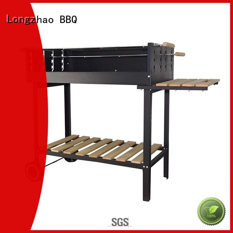 camping disposable bbq grill near me price shape Longzhao BBQ Brand
