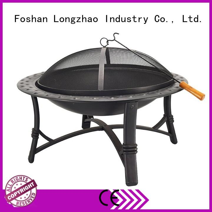 Longzhao BBQ simple structure best charcoal grill bulk supply for outdoor cooking