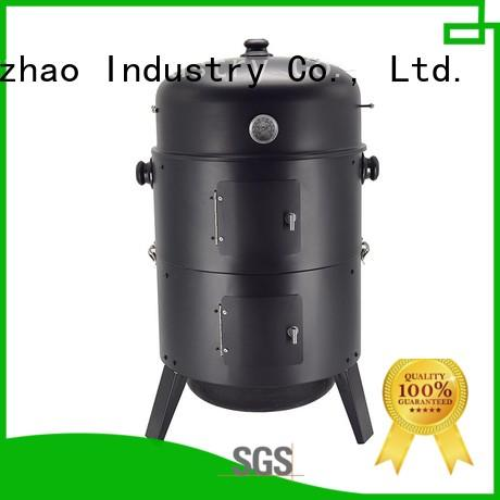 Longzhao BBQ Brand outdoor red ball small best charcoal grill