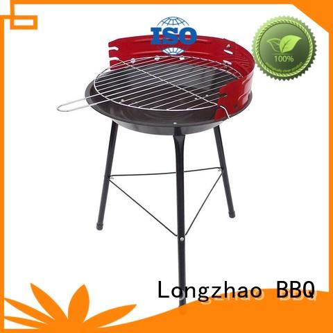 small charcoal grill smoker for camping Longzhao BBQ