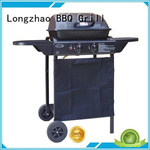 stainless steel gas grill backyard for cooking Longzhao BBQ