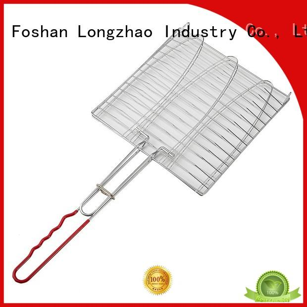 Longzhao BBQ easily cleaned equipment for grilling best price for barbecue