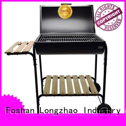 Longzhao BBQ Brand large cooking high quality disposable bbq grill near me disposable