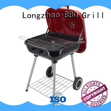 small charcoal grill pit for outdoor cooking Longzhao BBQ