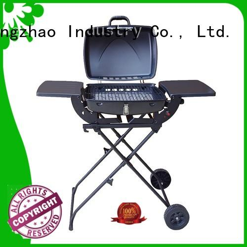 Longzhao BBQ lowes natural gas grill easy-operation for garden grilling