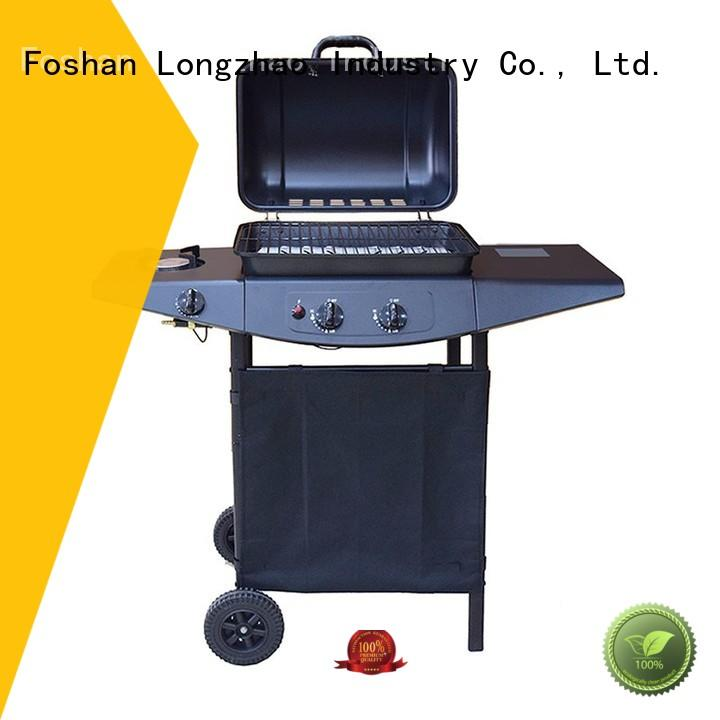 Longzhao BBQ folding portable gas grill for cooking