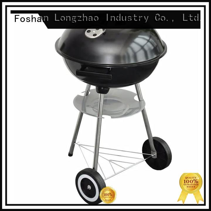smoker best charcoal grill side for camping Longzhao BBQ