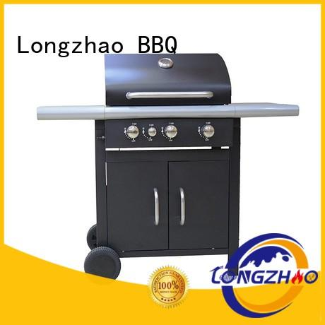 low price hot selling liquid gas grill grill Longzhao BBQ