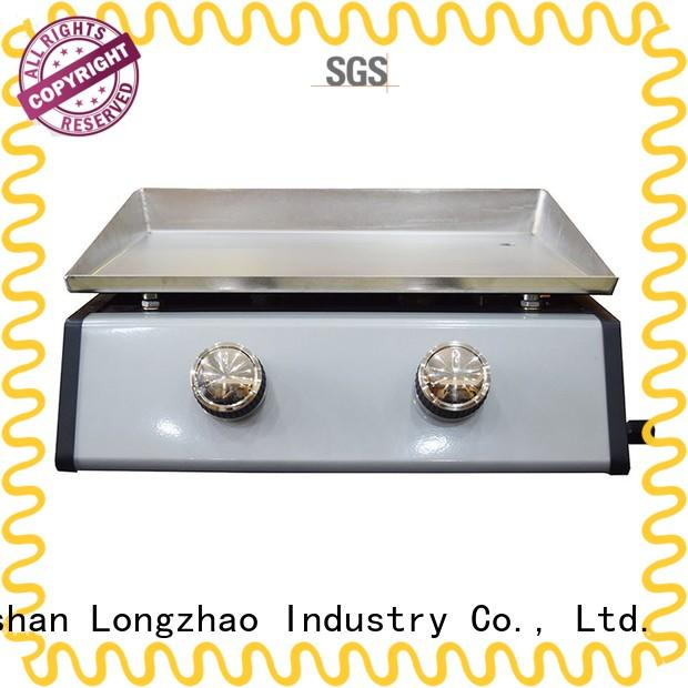 large base propane gas grill easy-operation for garden grilling