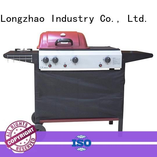 Longzhao BBQ portable cheap gas grills easy-operation for cooking