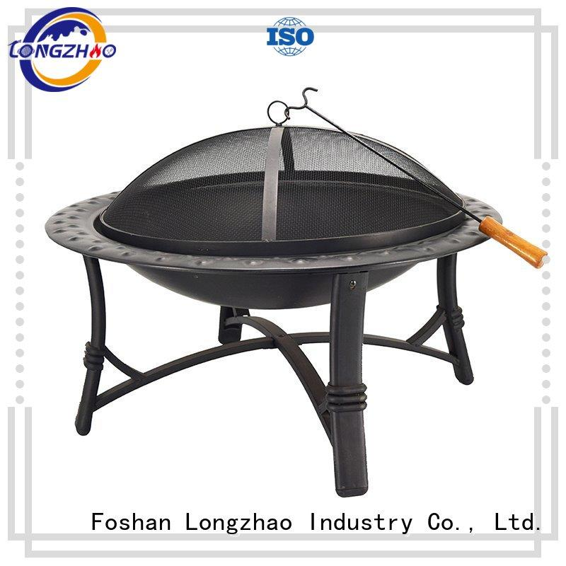 Quality Longzhao BBQ Brand foldable best charcoal grill