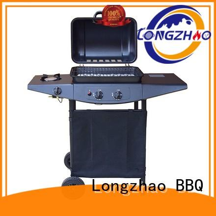 backyard portable fold up grill plate for garden grilling Longzhao BBQ