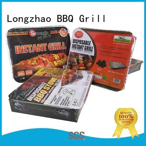 Longzhao BBQ heavy duty best bbq grill smoker for outdoor cooking
