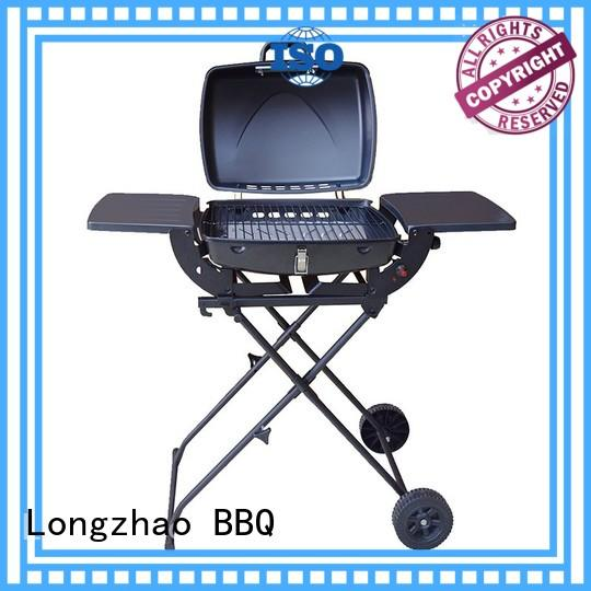 liquid gas bbq grill for sale burners for garden grilling Longzhao BBQ