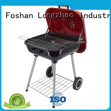 Longzhao BBQ charcoal kettle grill bulk supply for outdoor cooking