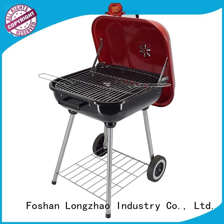 pit eco-friendly best charcoal grill simple stainless Longzhao BBQ company