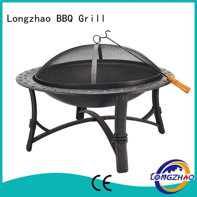 Longzhao BBQ light-weight charcoal smoker grills high quality for barbecue