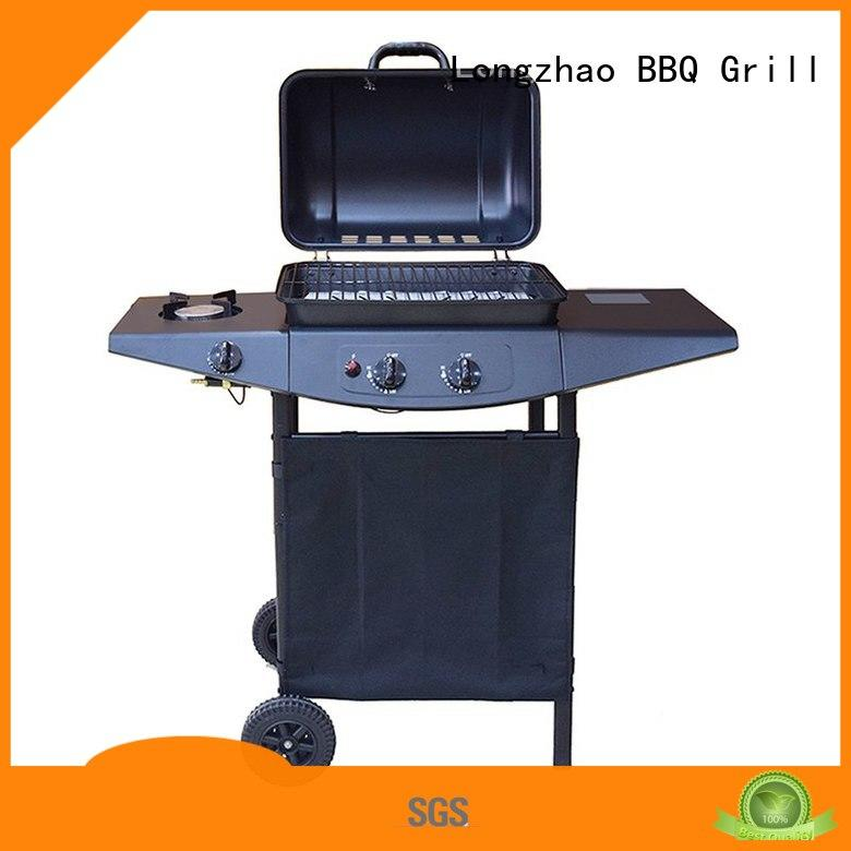 plate cast iron charcoal grill silver for garden grilling