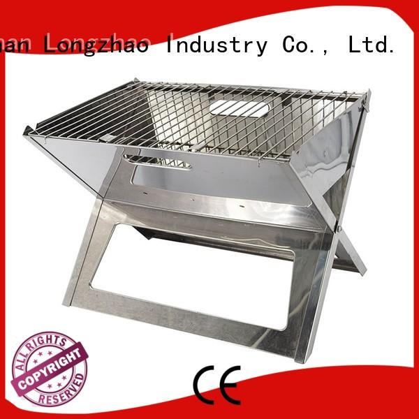 burning best bbq grill table for outdoor cooking