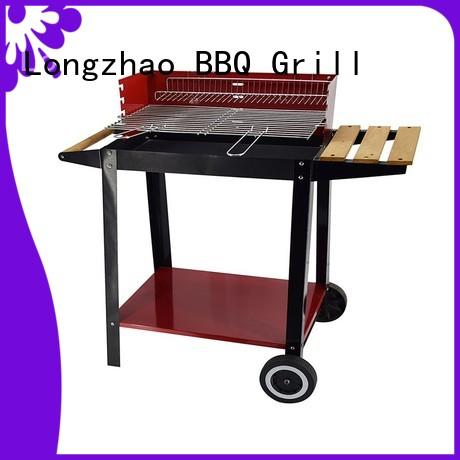 Longzhao BBQ professional charcoal grill high quality for outdoor bbq