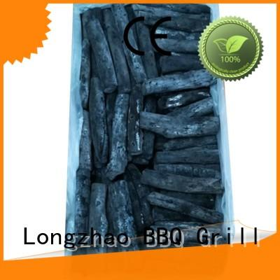 made best charcoal sawdust for meat grilling Longzhao BBQ