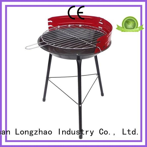 steel 22.5 charcoal grill garden for outdoor bbq Longzhao BBQ