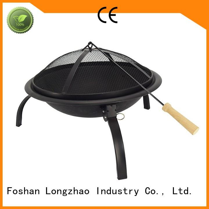 portable barbecue grill pit for barbecue Longzhao BBQ