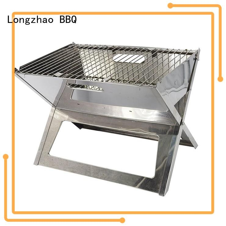 Longzhao BBQ charcoal barbecue grills high quality for outdoor cooking