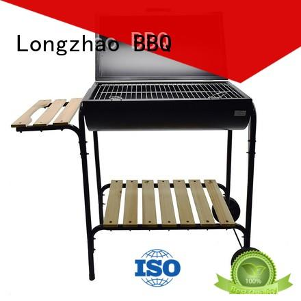 Longzhao BBQ heavy duty best bbq grill high quality for outdoor cooking