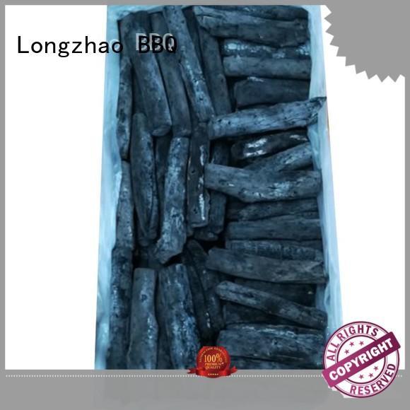 binchotan wood best charcoal barbecue nature Longzhao BBQ Brand company