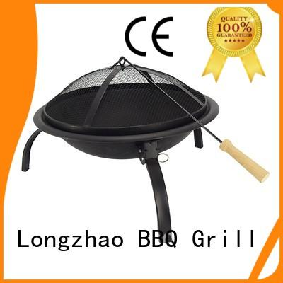 portable barbecue grill bulk supply for outdoor bbq Longzhao BBQ