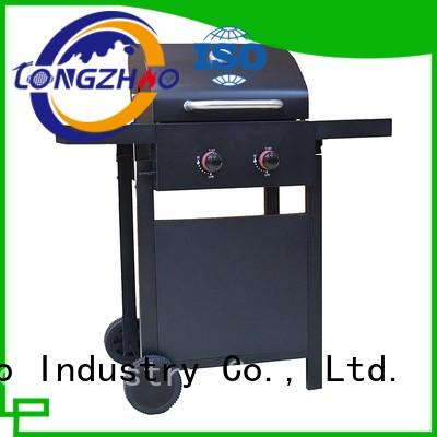 Longzhao BBQ Brand top liquid gas grill barbecue factory